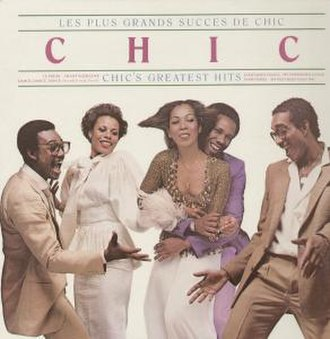 Les Plus Grands Succès De Chic: Chic's Greatest Hits - Image: Chic Greatest Hits