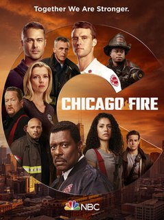 <i>Chicago Fire</i> (season 9) Season of television series