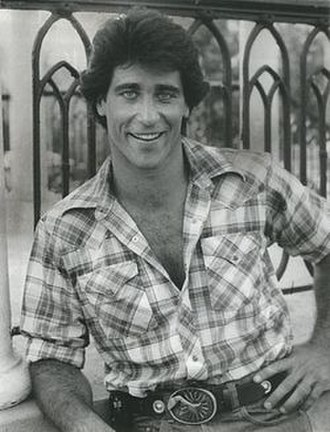 Christopher Mayer (American actor) - Mayer in The Dukes of Hazzard, 1982