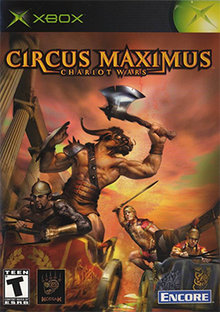 Circus Maximus - Chariot Wars Coverart.png