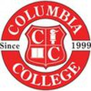 Columbia College (Virginia) - Image: Columbia College, Fairfax logo