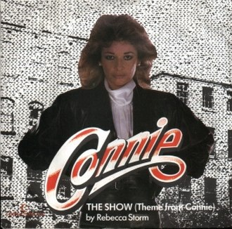 "Connie (TV series) - 7"" single"