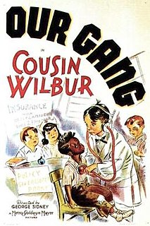 <i>Cousin Wilbur</i> 1939 film by George Sidney
