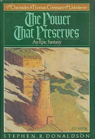 The Power that Preserves - First edition cover