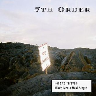 "7th Order - 7th Order: ""Road to Yerevan"" CD"