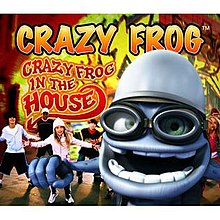 crazy frog in the house mp3 free download