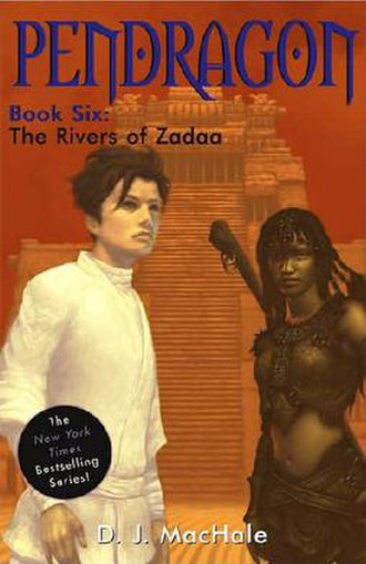 The Rivers of Zadaa - First edition cover