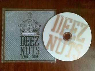 Deez Nuts (band) - On the 2007 Deez Nuts demo, all instruments and vocals were performed by JJ Peters, the band's founder.