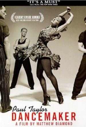 Dancemaker - Film poster