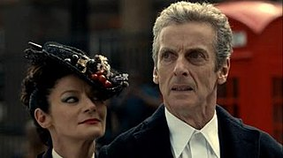 Dark Water (<i>Doctor Who</i>) 2014 Doctor Who episode
