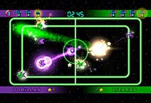 Double D Dodgeball - Double D Dodgeball gameplay screenshot.