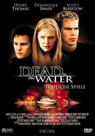Dead in the Water (film) - DVD cover