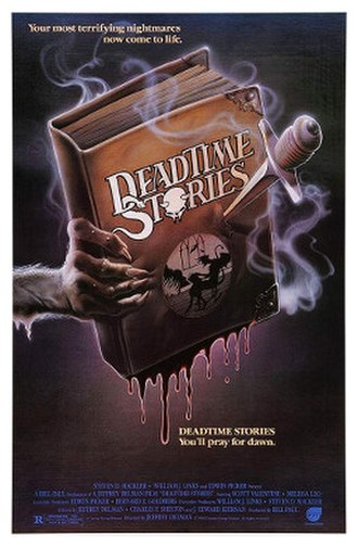 Deadtime Stories (film) - Image: Deadtime Stories Film Poster