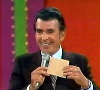 The Price Is Right (U.S. game show) - Dennis James hosted the original nighttime syndicated version of The Price Is Right from 1972 to 1977.