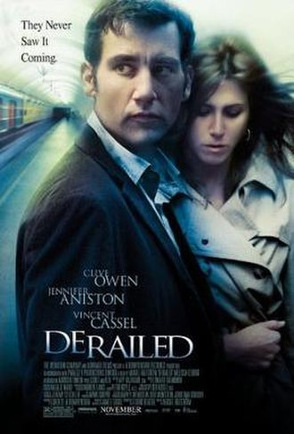 Derailed (2005 film) - Theatrical poster