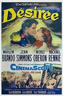 <i>Désirée</i> (film) 1954 film by Henry Koster