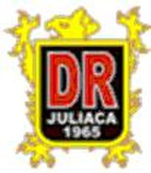 Diablos Rojos de Juliaca - Image: Diablos Rojos
