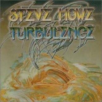 Turbulence (Steve Howe album) - Image: Discog cover turbulence