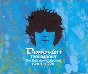 Troubadour: The Definitive Collection 1964–1976 - Image: Donovan Troubadour