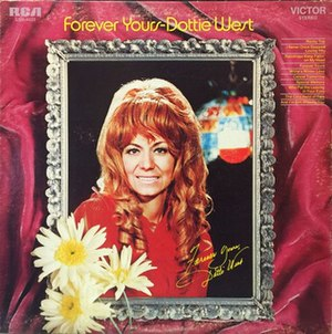 Forever Yours (Dottie West album) - Image: Dottie West Forever Yours