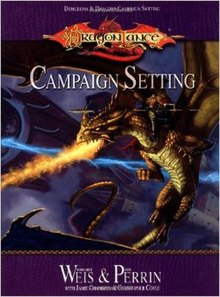 d&d 5th ed campaign setting