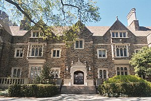 Duke University School of Law - Built in 1929, the Languages Building (as it is currently known) was the home of Duke Law from 1930 to 1962