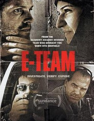 E-Team - Sundance Film poster