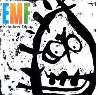 Schubert Dip - Image: EMF Schubert Dip CD cover
