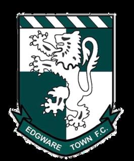 Edgware Town F.C. Association football club in England