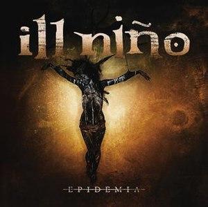 Epidemia (album) - Image: Epidemia Album 2012