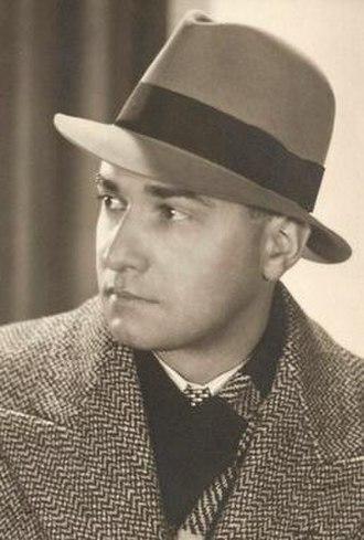 Eugen Fink - Eugen Fink, aged 23, 1929