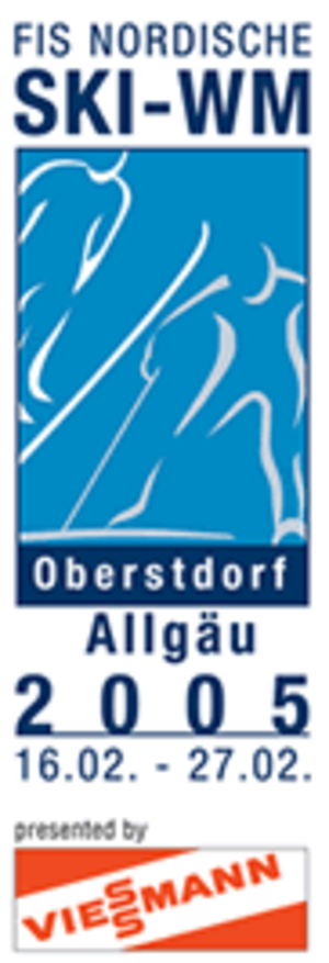 FIS Nordic World Ski Championships 2005 - Image: FIS Nordic WSC 2005 logo