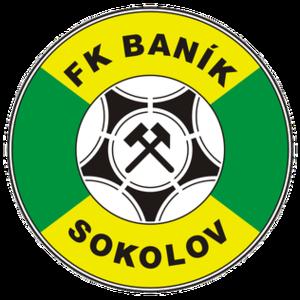 FK Baník Sokolov - Club logo
