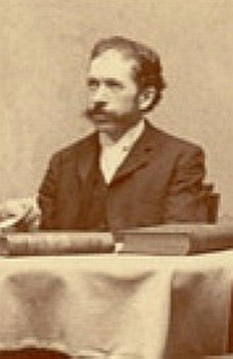 Franklin Pierce Rice - Franklin Pierce Rice in 1892