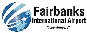 Fairbanks International Airport - Image: Fairbanks International Airport Logo