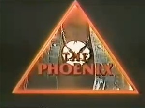 The Phoenix (1982 TV series) - Title card