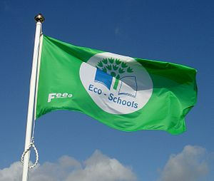 Eco-Schools - Flying the Green Flag
