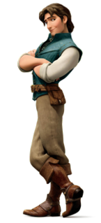 Flynn Rider Fictional character who appears in Walt Disney Animation Studios 50th animated feature film Tangled (2010)