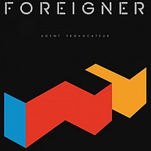 Foreigner - Agent Provocateur.JPG