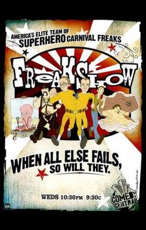 Freak Show (TV series) - Image: Freak Show Poster
