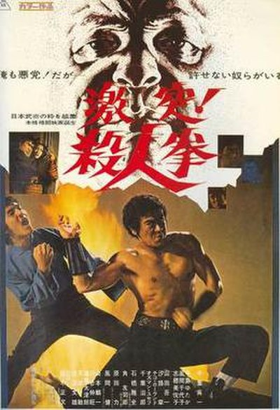 Picture of a movie: The Street Fighter