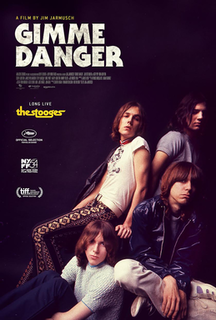 <i>Gimme Danger</i> 2016 film