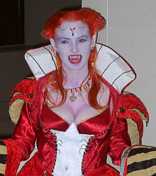 Vampire lifestyle - Wikipedia, the free encyclopedia