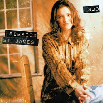 God (Rebecca St. James album) - Image: God (Rebecca St. James album cover art)