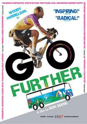 Go Further - DVD Cover