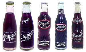 Grapette - Image: Grapette bottles