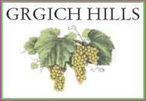 Grgich Hills Estate - Image: Grgich Hills logo