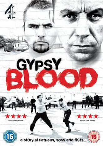 Gypsy Blood - DVD cover