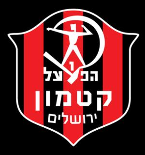 Hapoel Katamon Jerusalem F.C. - Image: Hapoel Katamon FC