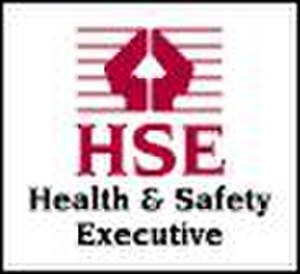 Health and Safety at Work etc. Act 1974 - Image: Health and Safety Executive logo